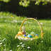Easter bunny, Easter eggs, Easter baskets, Easter flowers, decorations - image sizes from 5