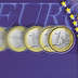 the EURO bills and coins
