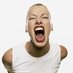 stock photos expressing anger, frustration, happiness, success