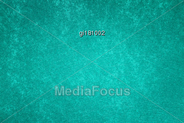 Green Material. Abstract Background. Texture Close Up Stock Photo