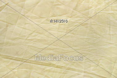 Texture Of The Beige Tent Fabric Stock Photo
