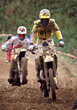 motorcycles motocross speed offroad racing fast stock image