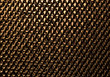 bronze metal backgrounds woven brown gold stock photo