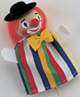 puppets toys clowns stock photo