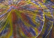 wicker colorful backgrounds weave woven weaving stock image