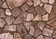 backgrounds stone brown pavers pavement paving stock photography