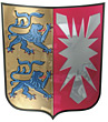 new armor image shield blazons stock photo
