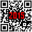 2015 New Year Counter, QR Code Vector