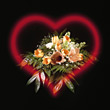Mother's Day affection hearts mothersday bouquets people couples stock photography