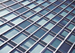 blue backgrounds glass architectural windows architecture stock photography