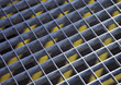 metal backgrounds grid stock image