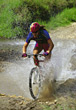 Biking male sport adult race people bicycle stock photography