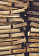 stacked wooden tray backgrounds brown stacks stock image