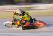 speed racing action motorcycle sport races stock image