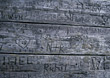 Wood Backgrounds carved wooden tree inscriptions carvings backgrounds stock photography
