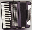 music accordion instruments musical stock photo