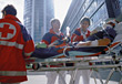 response medical accident gourney rescue healthcare stock photography
