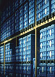 commercial-operations shipping stacked warehousing shelves stacks stock photo