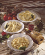 gnocchi italian ravioli table pastas cooked stock photography