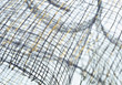 netting wires metal backgrounds grey stock image