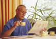 seniors active elderly retiring old stock image