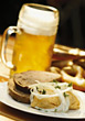 german alcoholic dinner stein beer beverage stock photography