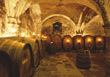 wine cellar agriculture vinyard barrel winery stock photo