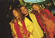 happiness people young clubs friends discos stock image