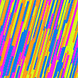 Abstract Background With Multicolor Lines. Seamless Pattern.