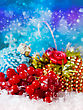 Abstract Christmas Backgrounds For Your Design stock photography