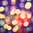 Abstract Holidays Backgrounds With Beauty Bokeh And Lights
