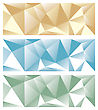 Abstractlowpoly, panoramicbackground, bannervector, bannerlowpoly