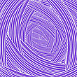 Abstract Purple Wave Background. Abstract Wave Pattern