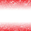 Abstract Red Line Background. Grunge Red Line Pattern