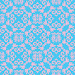Abstract Seamles Vector Background In Victorian Style