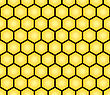 Abstract Seamless Pattern Of Honeycomb Form. Background For Your Design.