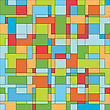 Abstract Seamless Tiled Vector Background For Design. EPS8.