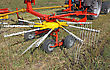 Agricultural Machinery For Preparing Hay stock photo
