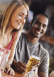 drinking hospitality beverages chatting alcoholic happiness stock photo