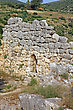 Ancient City Of Mycenae, Greece stock photo