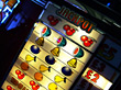 casino slot machines gambling stock photography
