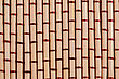 Bamboo Placemat Texture For Background, Close-up Image stock photo