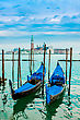 Beautiful Water Street - San Giorgio Maggiore stock photo