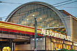 BERLIN - OCTOBER 2: Alexanderplatz Subway Station On October 2, 2014 In Berlin, Germany. It's A Large Public Square And Transport Hub In The Central Mitte District Of Berlin, Near The Fernsehturm
