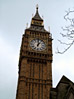 Big Ben Clock Tower, London, England stock photography