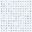 Biggest Collection Of 170 Different Icons For Using In Web Design
