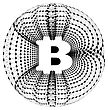 Bitcoin - Electronic Form Of Money And Innovative Payment Network. Vector Illustration stock illustration