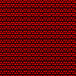 Black Ad Red Background Fabric Grid Fabric Texture.