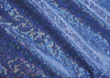 Blue Mesh Fabric stock image