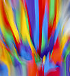 Blurred Multicolor Abstract Background, Wallpaper,pattern, Etc stock image